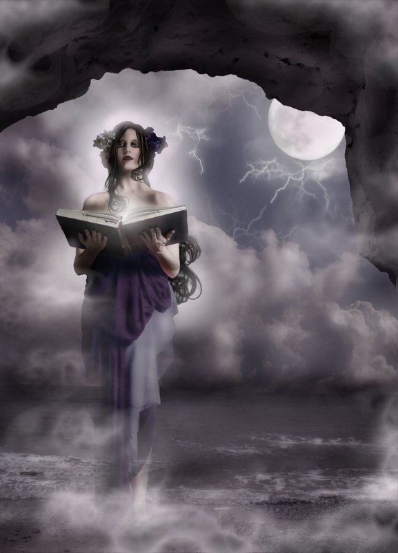 The Book of Storms - Wolfmorphine, DeviantArt