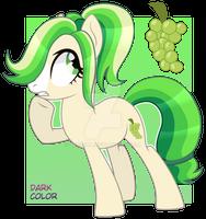[OPEN] Adopt#3 [Green] by Deko4ka