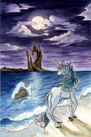 The Last Unicorn by LopiLala