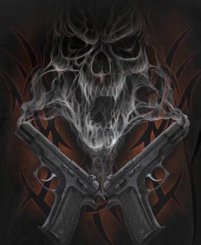 Street Reaper (Back)