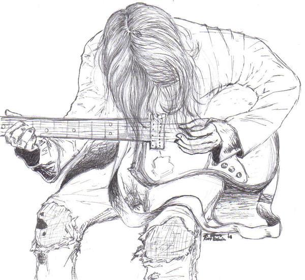 Kurt Cobain by happysmiles013