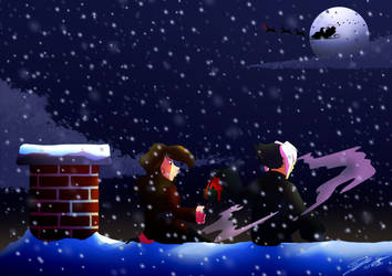 Merry Christmas for Steff, from Jacob by HiSS-Graphics