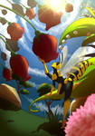 Portfolio 4 of 5 - ''Wasp''
