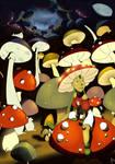 Portfolio 5 of 5 - ''Mushroom farm''