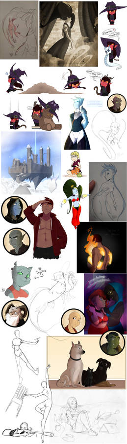 Sketchdump 13 Out Of 16