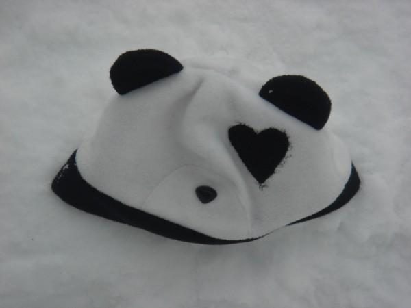 Sad Panda Hat Left on the Snow by LastSpamPandaEmperor ... & Sad Panda Hat Left on the Snow by LastSpamPandaEmperor on DeviantArt