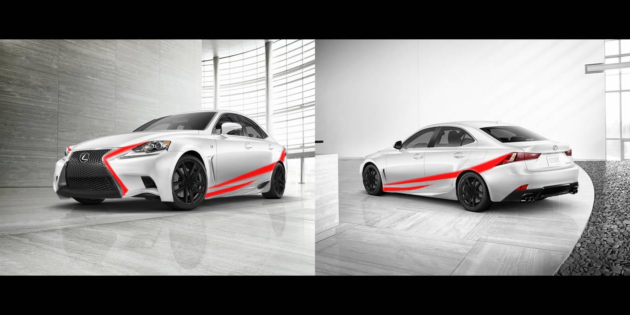Lexus IS Jun by junkyjun