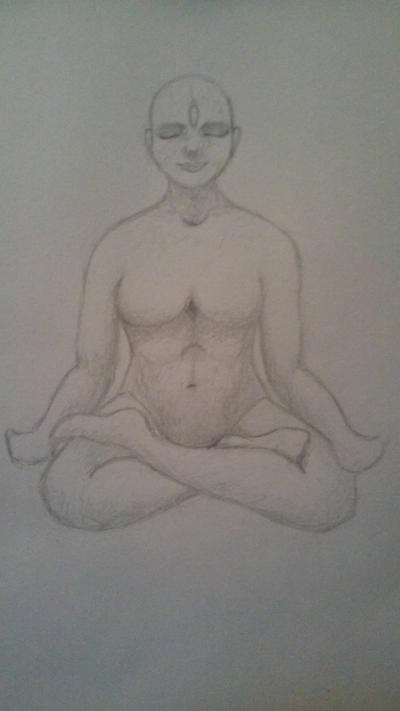 Om by pranayama-shadi