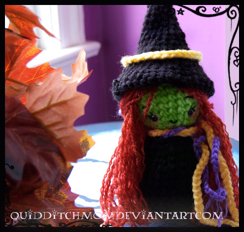 Twitchy Witchy Witch by quidditchmom