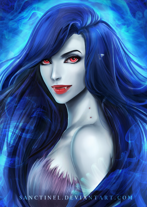 Marceline by Sanctinel