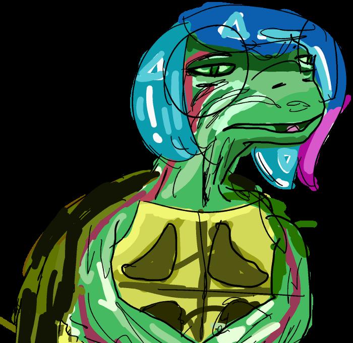 tortuga by AngryCinnabon