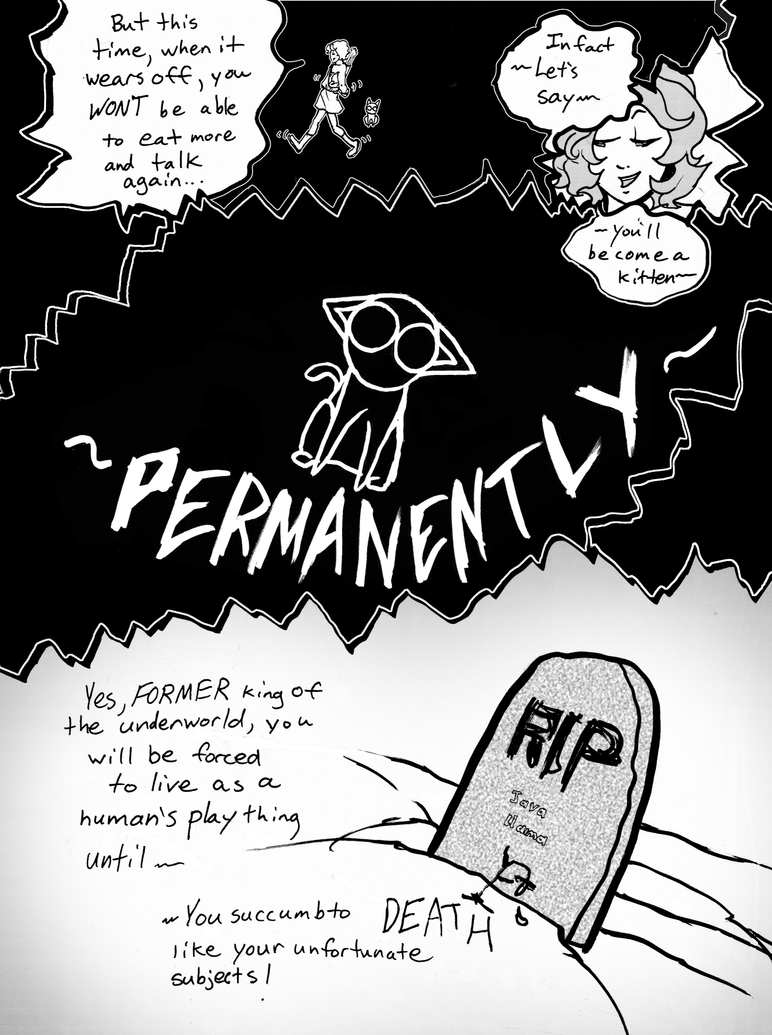 Death and Circumstance ch 12, pg 8 by featureEnvy