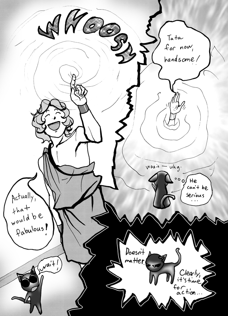 Death and Circumstance ch 12, pg 10 by featureEnvy