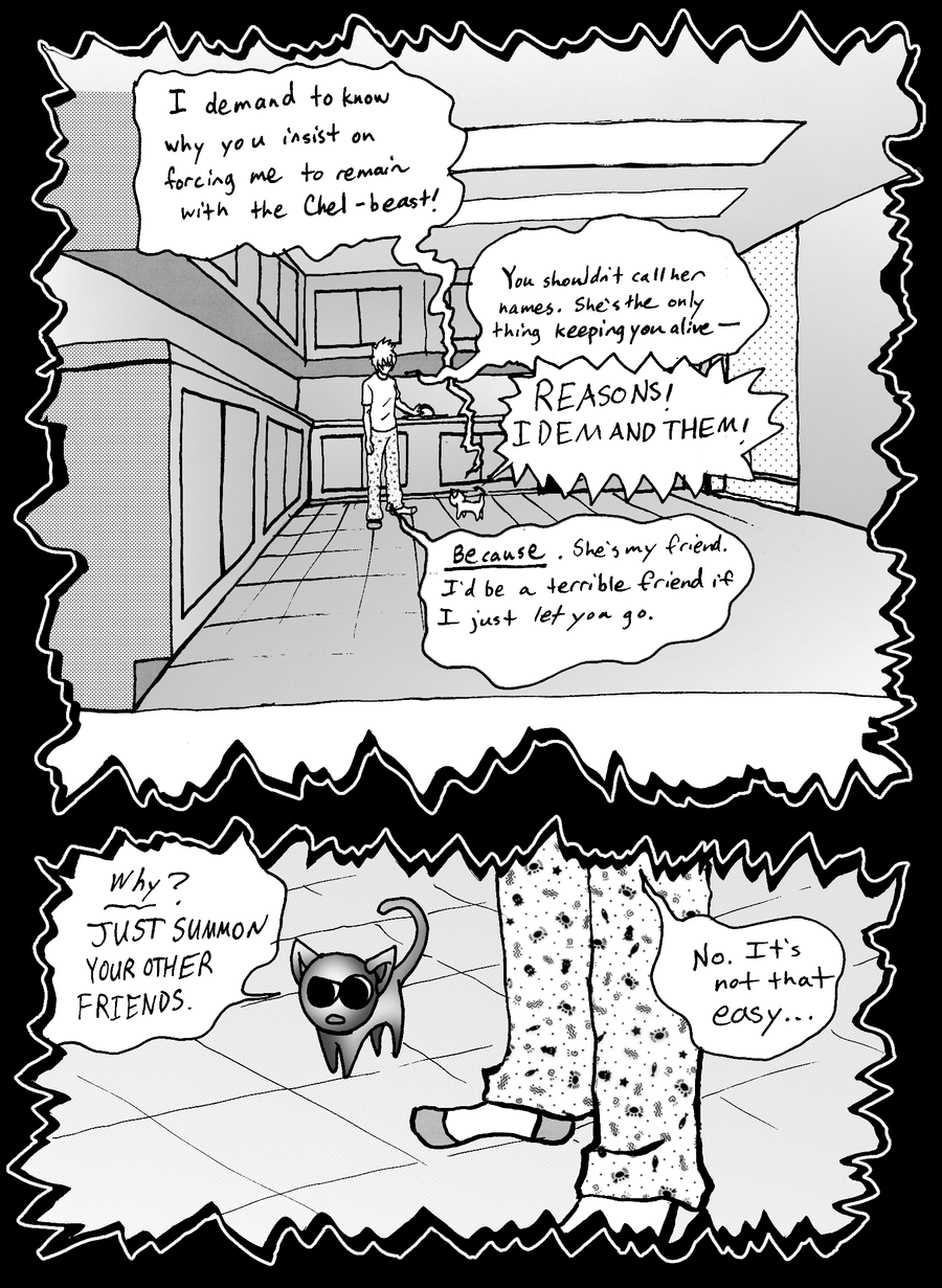 Death and Circumstance ch 14, pg. 1 by featureEnvy