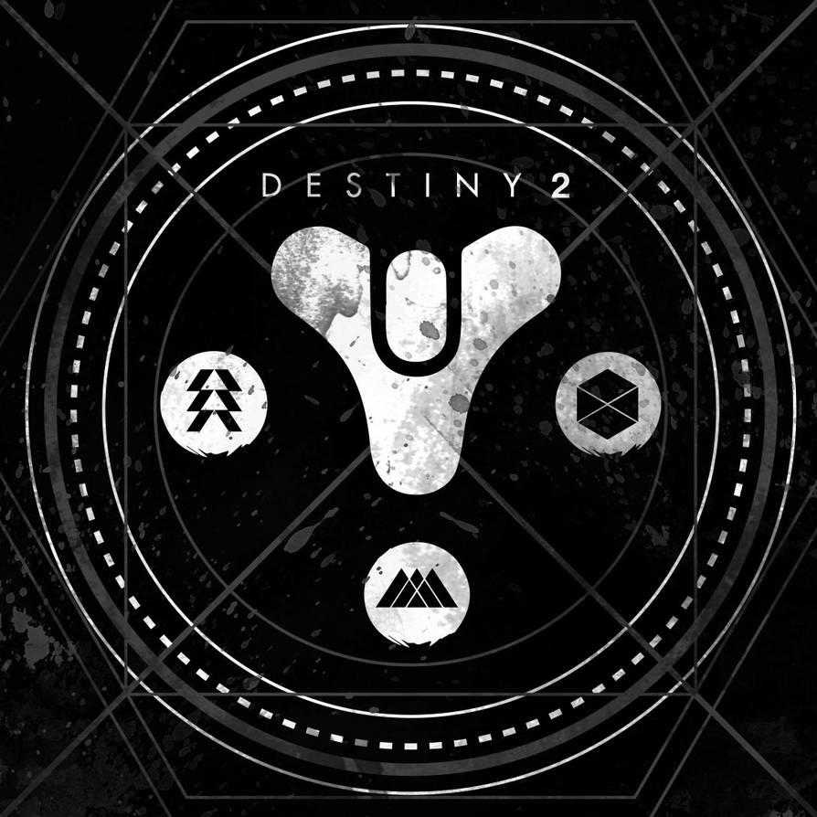 Destiny 2 logo Icon by SodaArcade on DeviantArt
