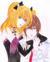 Misa-Misa and Light in color