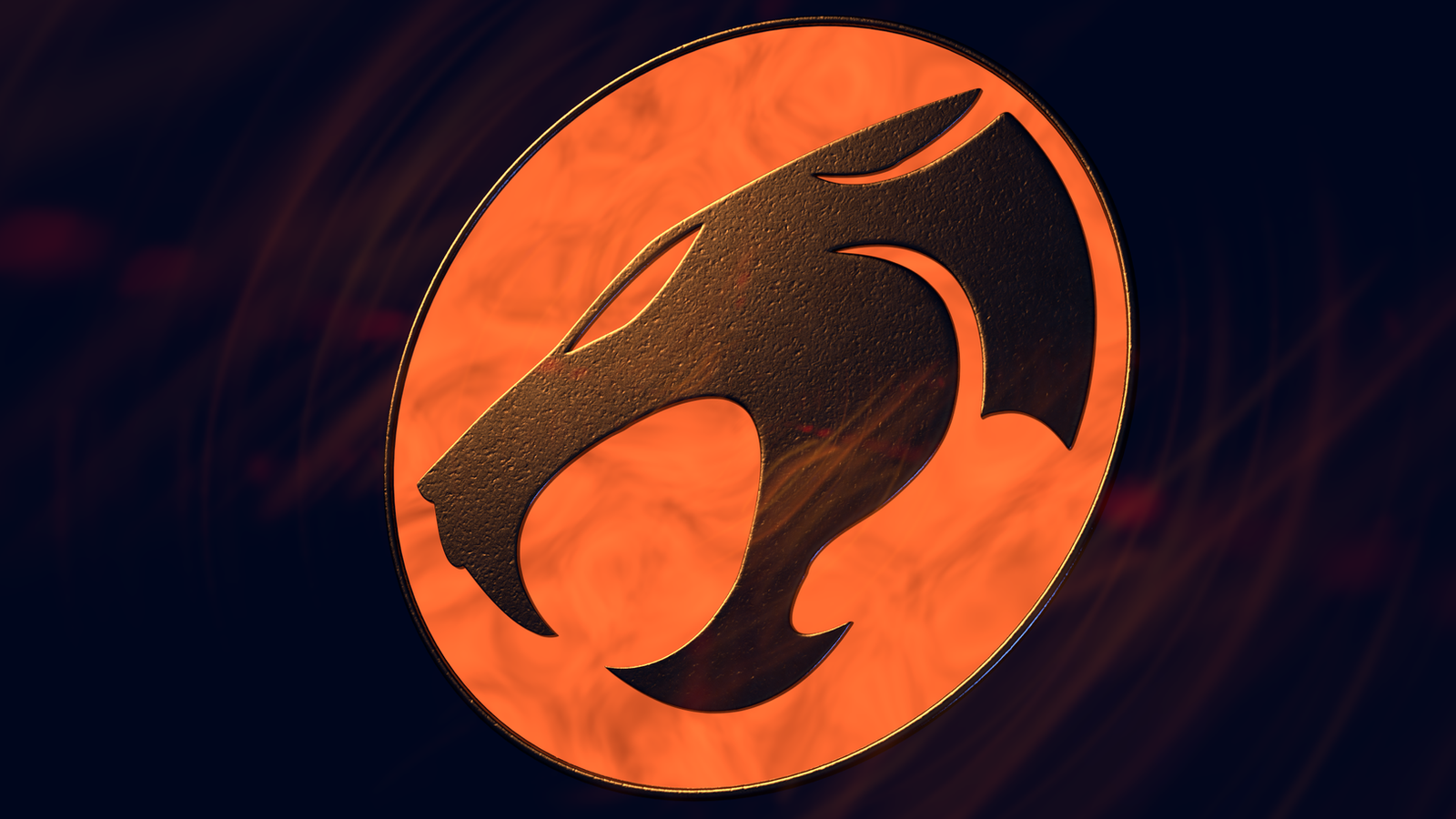 ThunderCats Emblem by paulrich