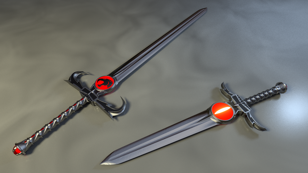 Swords of Omens by paulrich