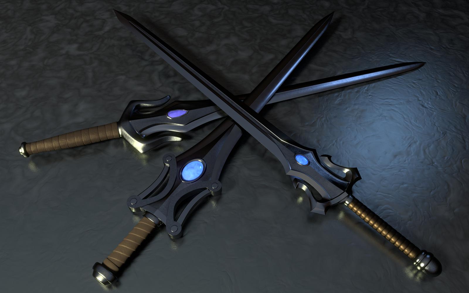 MOTU - Three Swords of Grayskull by paulrich
