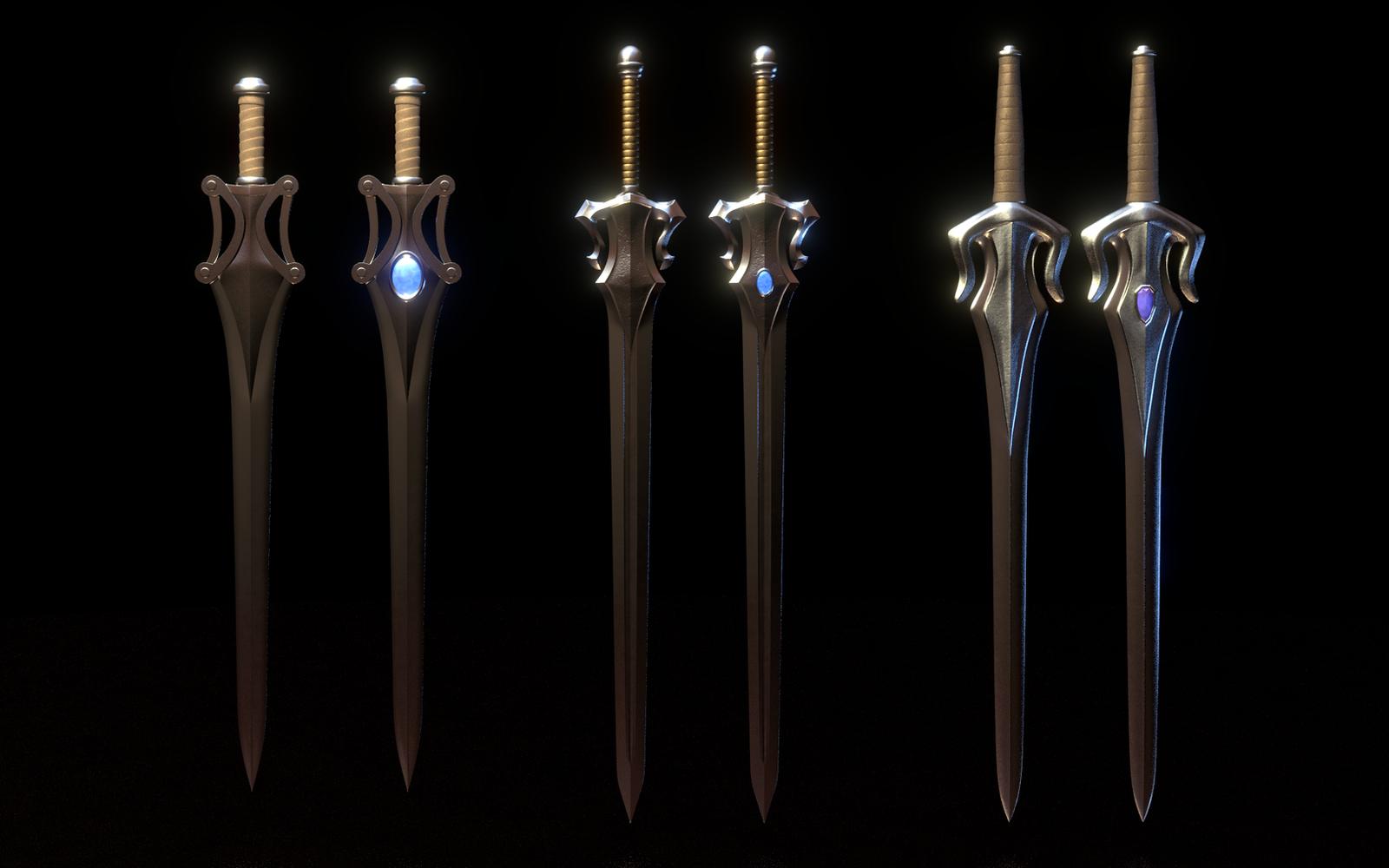 MOTU - Six Swords of Grayskull by paulrich