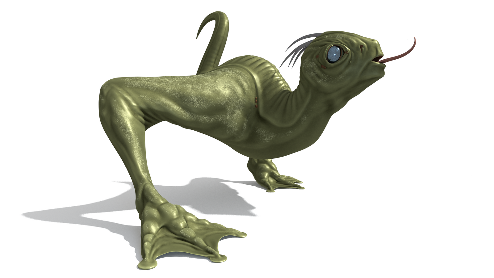 Anphib Creature Update 1 by paulrich
