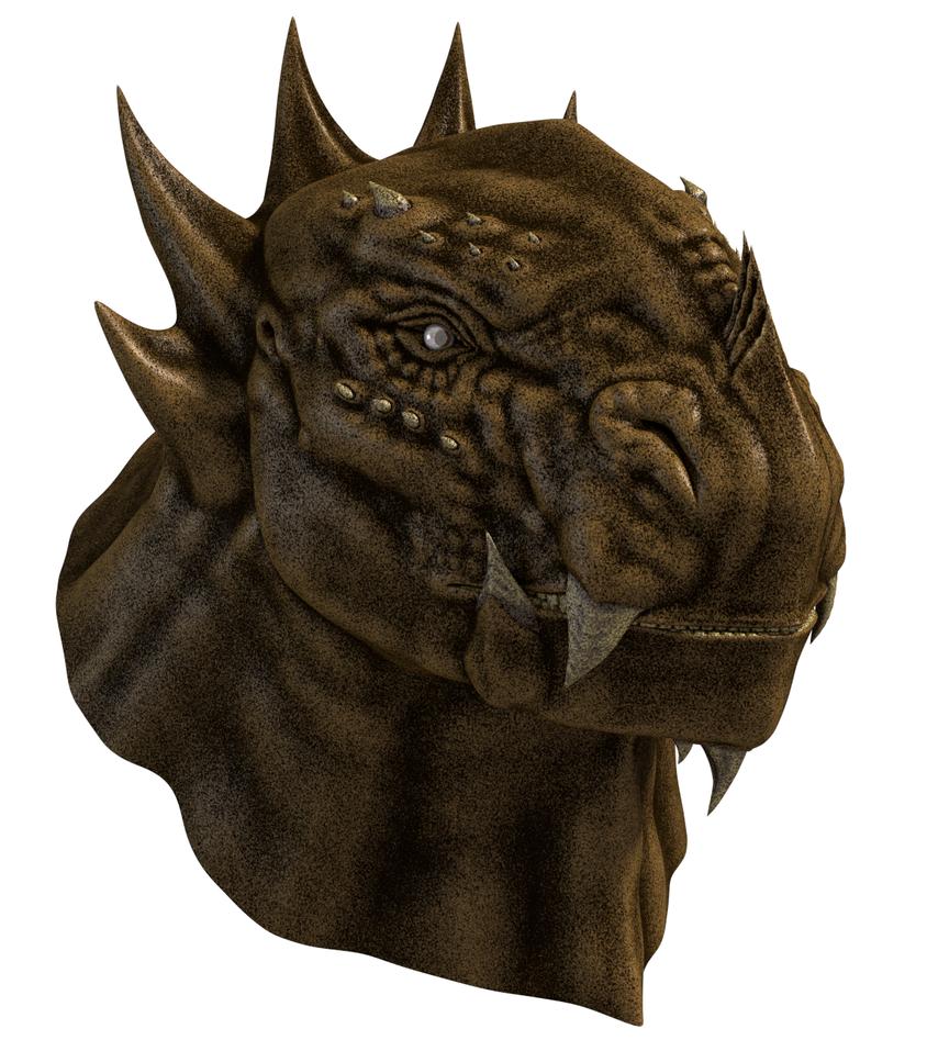 Pit Dragon WIP by paulrich