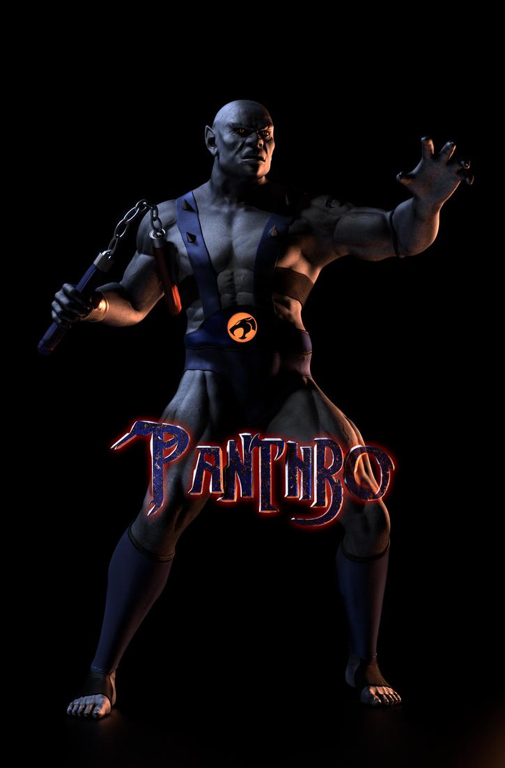 TC - Panthro 2B by paulrich