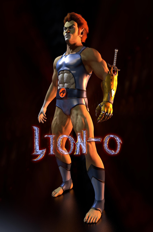 TC - Lion-o 1 by paulrich