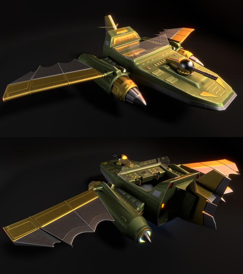 MOTU - New Wind Raider 1 by paulrich