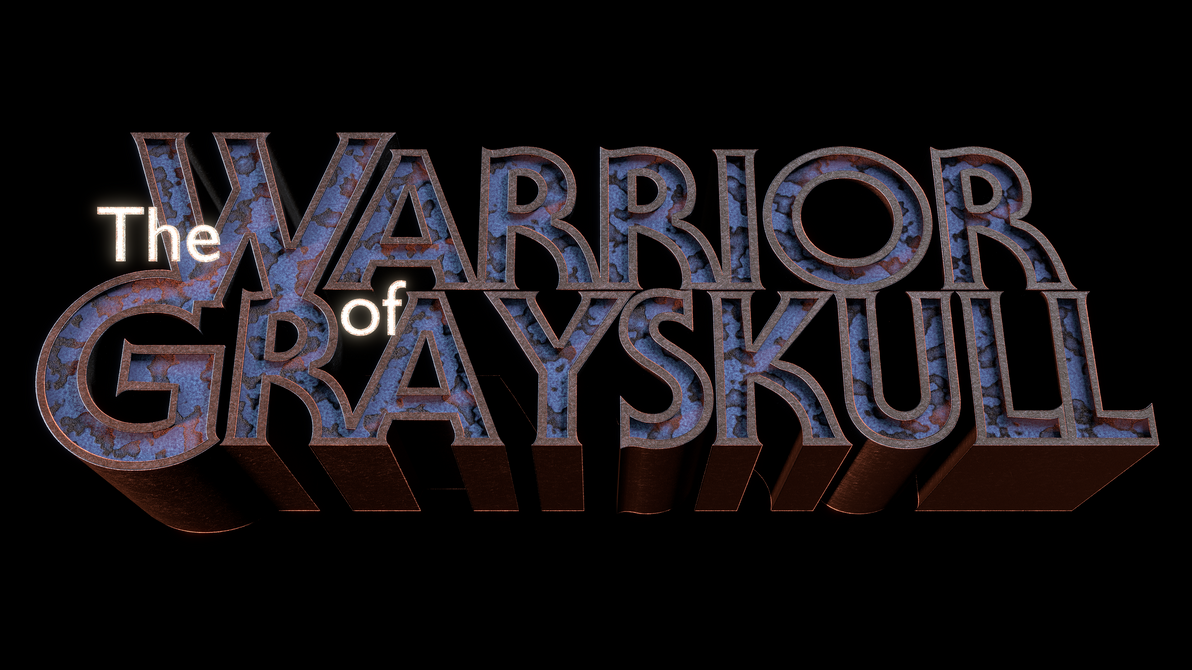 MOTU - The Warrior of Grayskull - 1 by paulrich