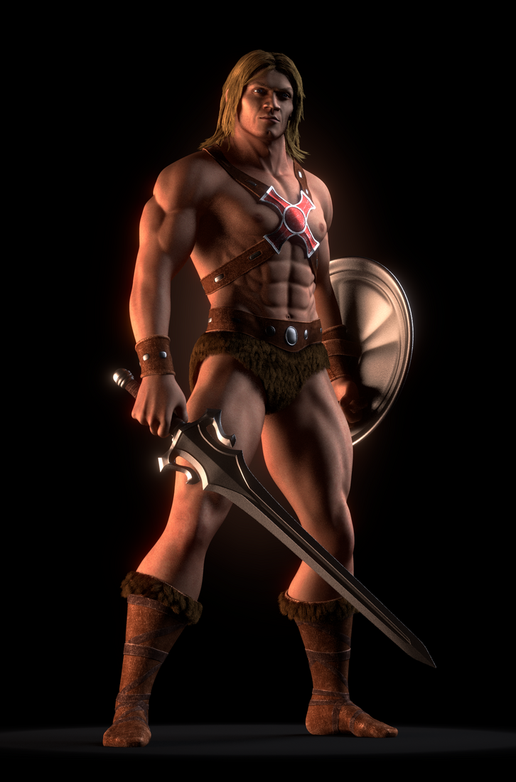 MOTU - He-Man - 9 by paulrich