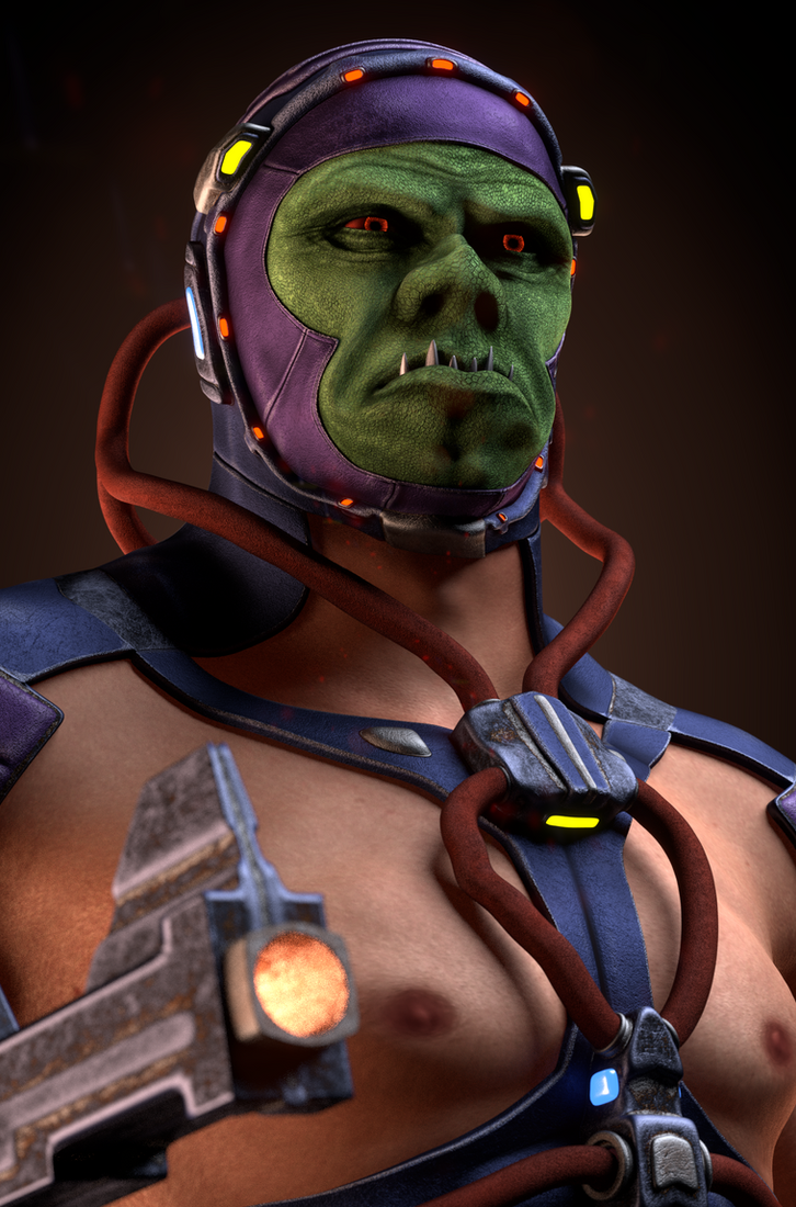 MOTU - Man-E-Faces - 5 by paulrich