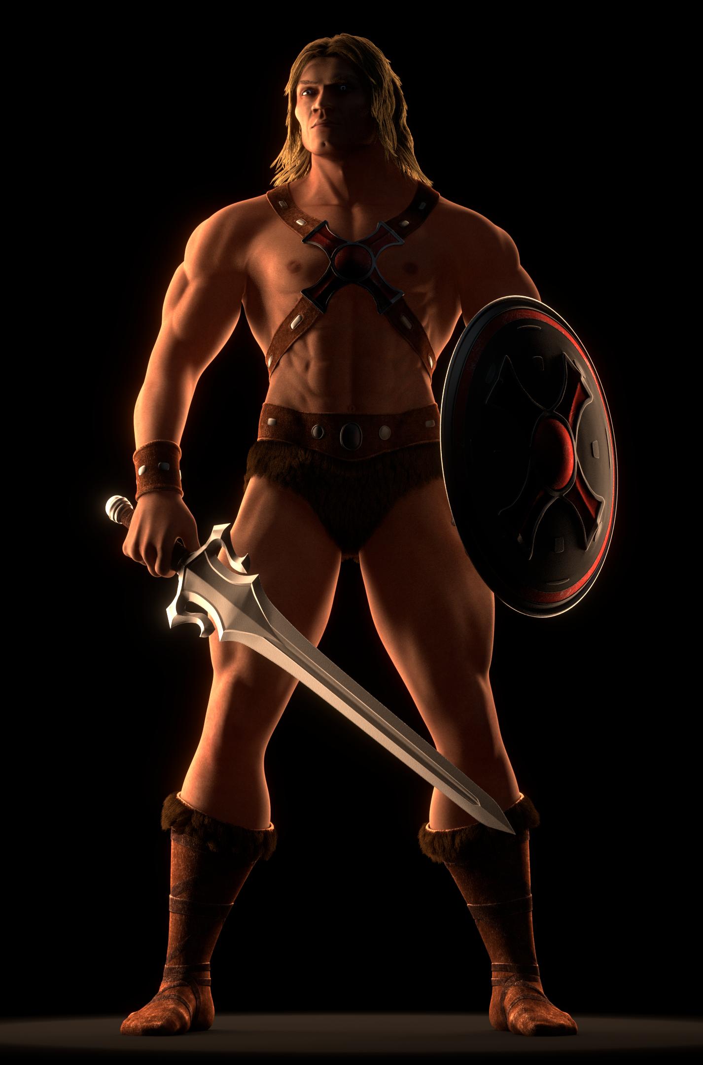 MOTU - He-Man - 11 by paulrich
