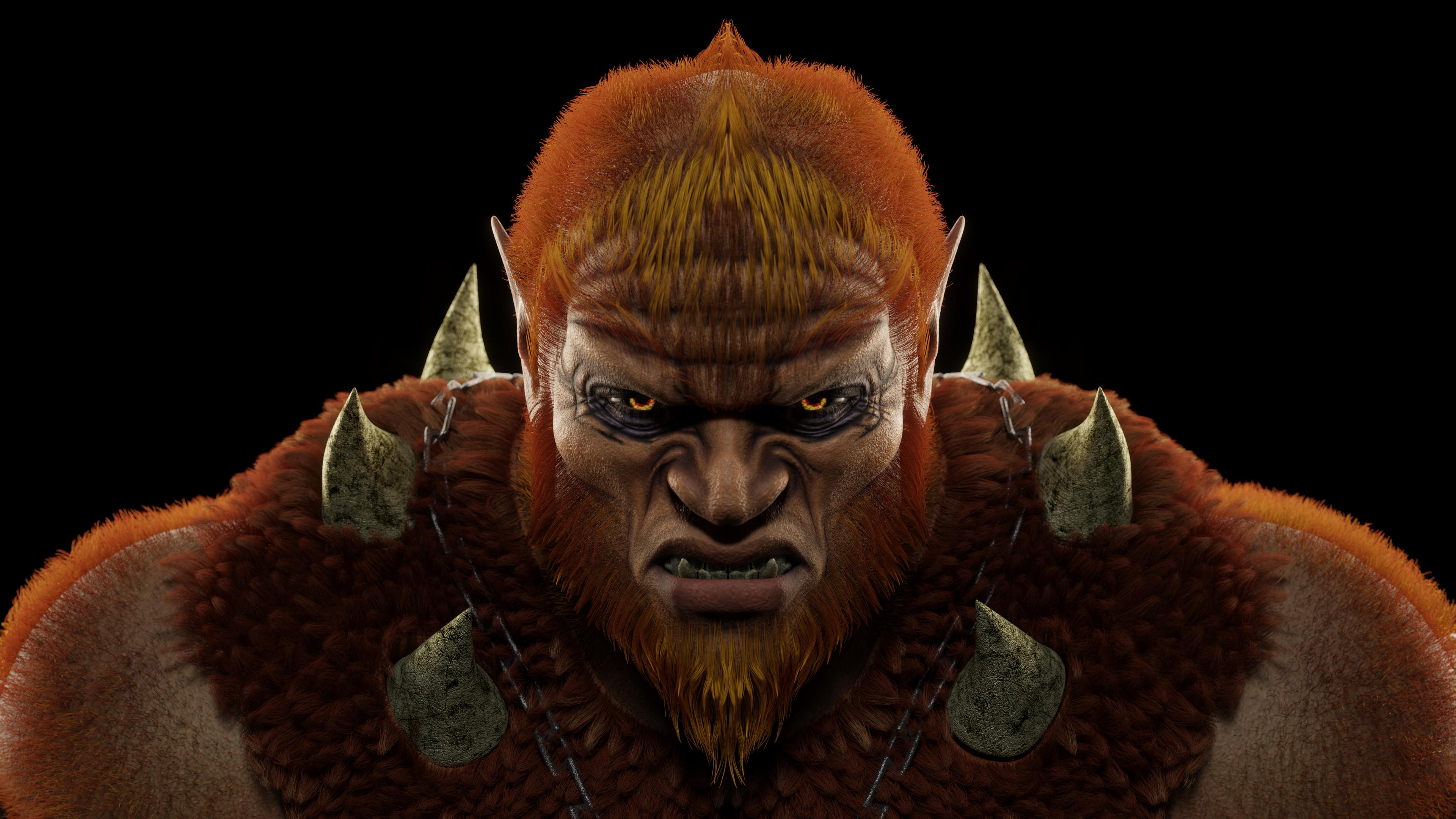 MOTU - Beast Man - 6 by paulrich