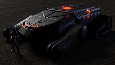 TC - Thunder Tank - WIP 1