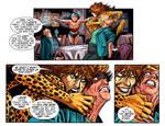 Wonder Woman vs Cheetah again 12