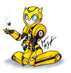 :Sweet little Bumblebee: