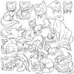 PFs Swindle sketches