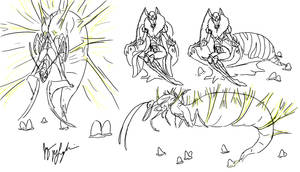 More Queen Concepts by Peanuttie