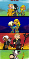 Dragon Age Couples