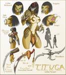 Tituga Study Sheet