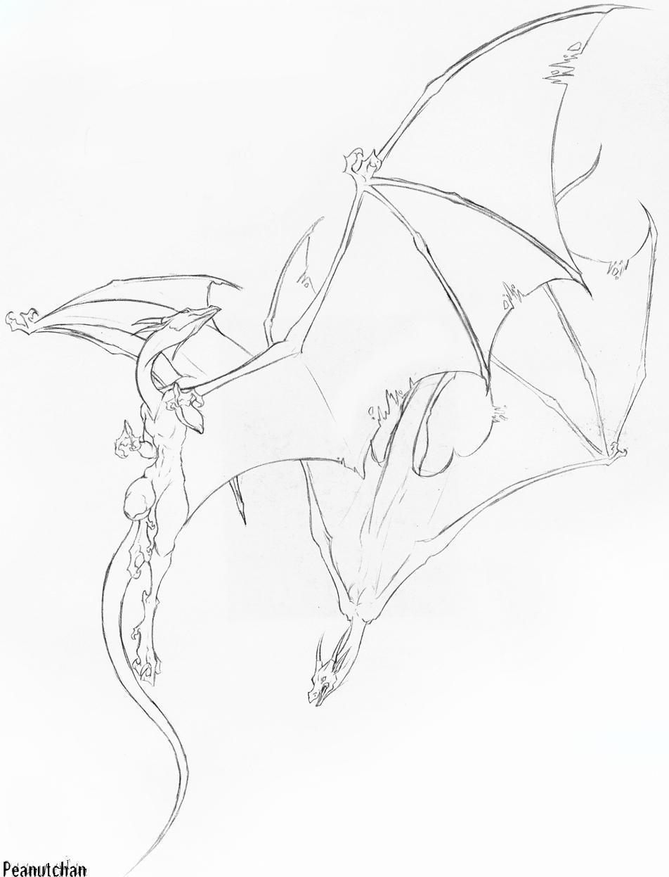flying dragons by peanuttie on deviantart