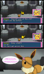 Gaming experiences: PMD Red (3) by soupcanz