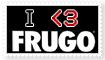 Stamp:. I love FRUGO by Magic-Ray