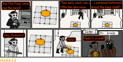 EA-LEC: Pumpkin Carving