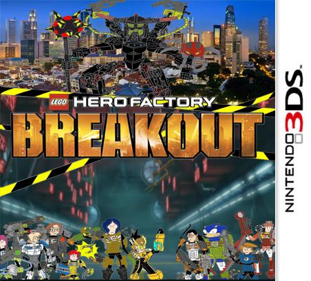 hero factory games online breakout games