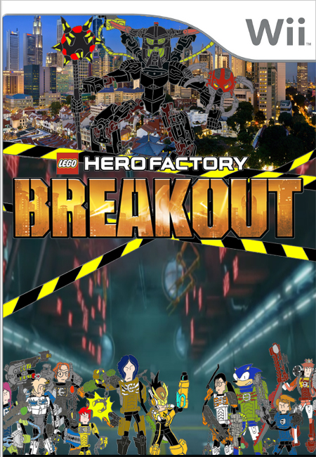 Hero Factory Breakout Game Free Download | controlblog