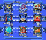 Stage Select (8 FC) (EXE)