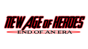 New Age of Heroes: End of an Era Alternate Logo