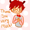 Thank You very much by KaiRen1459